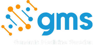 Genomic Medicine Sweden logo